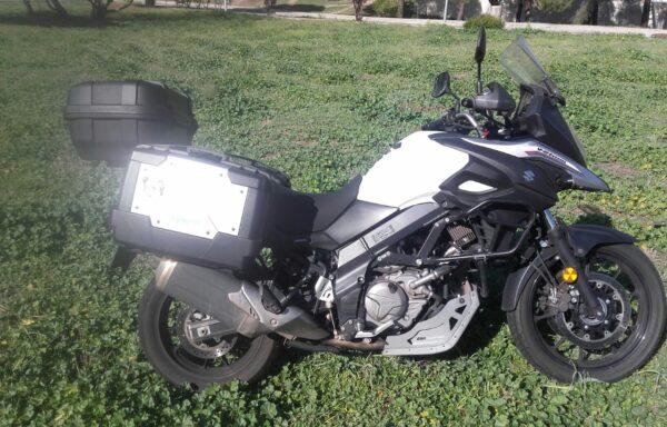SUZUKI V-STROM 650 ABS' 17 – 6.200€