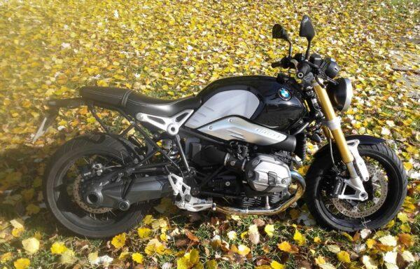 BMW R NINE T' 16 – 9.800€