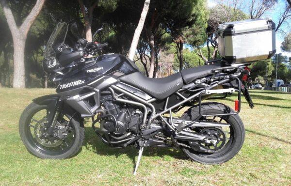 TRIUMPH TIGER 800 XR X' 16 – 8.900