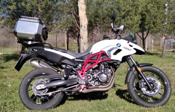 BMW F 700 GS ´17,      6.700€