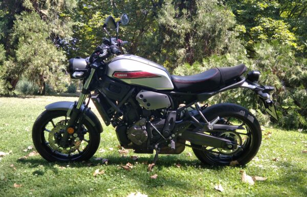YAMAHA XSR 700 ´19,       5.900€