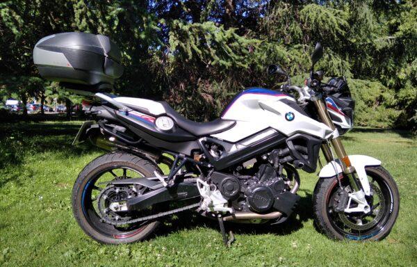 BMW F 800 R ´18,      6.300€